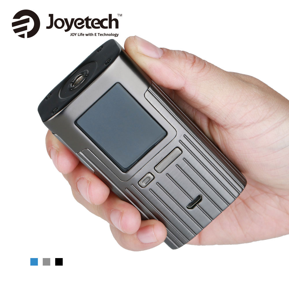 Clearance Joyetech ESPION TC Box MOD Max 200W Output Huge Power with 1 45 inch TFT