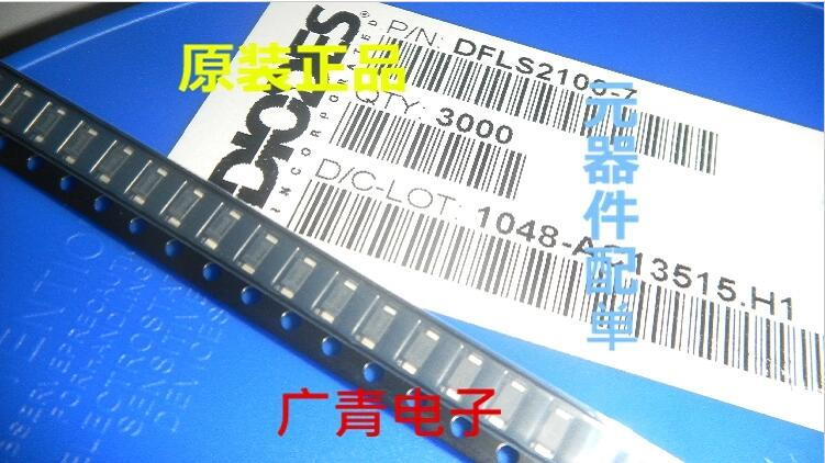 50 pcs/lot DFLS2100-7 DFLS2100 SOD-12350 pcs/lot DFLS2100-7 DFLS2100 SOD-123