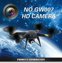 2015 Top Sell RC Drone With 2MP HD Camera 2.4G 4CH 6-Axis RC Helicopter Quadcopter Best Birthday Gift