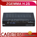 Zgemma H.2S TV Box Media Player Channel Receiver Linux Multimedia HDMI up to 1080p Smartcard-Reader DVB-S2 Tuner free by DHL