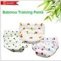 Wholesale Bamboo  Training Pants Infant Pants 9 Pcs Lovely Shorts ct Free Shipping
