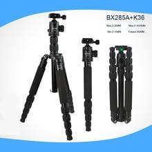 camera Stand Monopod Tripod Profesional Ball Head Foldable Detachable Monopod For Canon Nikon Sony DSRL Camera
