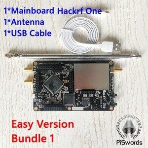 Image 4 - Hackrf um sdr software definido rádio, 1mhz a 6ghz placa de desenvolvimento mainboard kit com portátil havoc fm filtro antena
