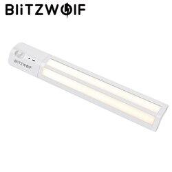 BlitzWolf Intelligent Smart LED light Motion Sensor LED Cabinet Light Removable Lithium Battery 3000K Color Temperature