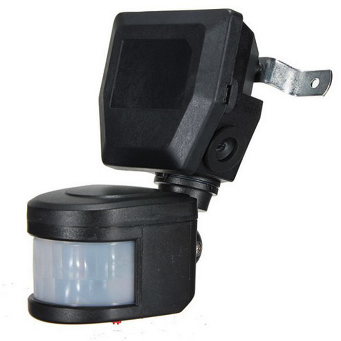 Hot Sale Waterproof Adjustable 12m Led Automatic Security