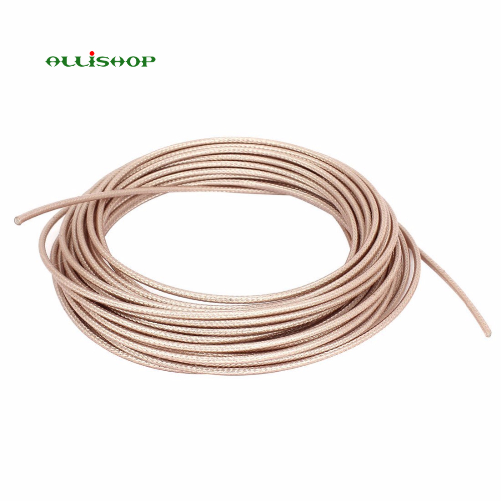 RF RG316 Coax Coaxial Cable Lead Low Loss RF Connector Cord