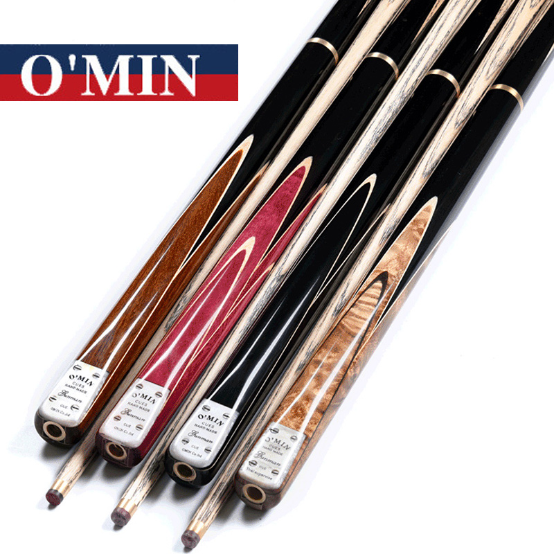 High Quality 3//4 Jointed Snooker Cue Package
