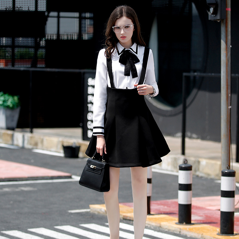 New High School Student British Korean Jk Uniform Preppy -2772