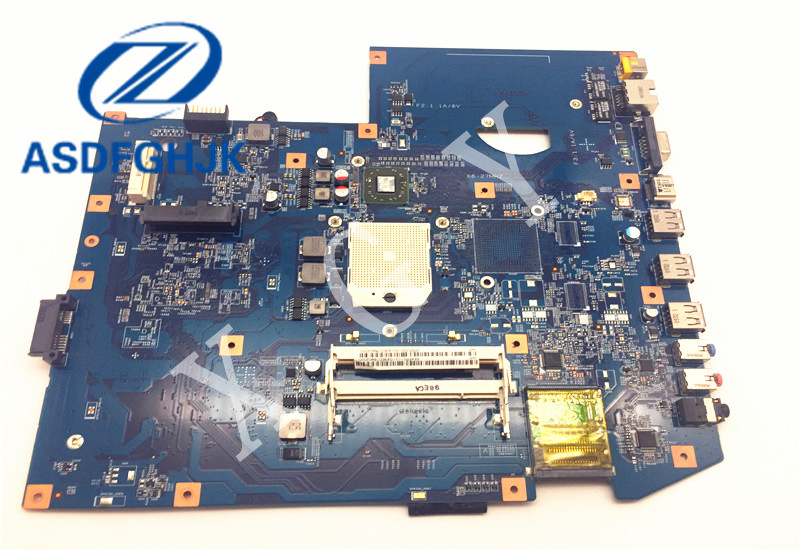 цена Wholesale Laptop Motherboard FOR Acer Aspire 7540 7540g Motherboard MBPJD01001 48.4FP02.011 ddr2 Integrated 100% Test ok