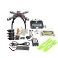 F14891-B Полный Комплект DIY GPS Drone RC Углеродного Волокна Рамка Multicopter FPV APM2.8 1400KV Двигателя 30A ESC flysky 2.4GFS-i6 Передатчик
