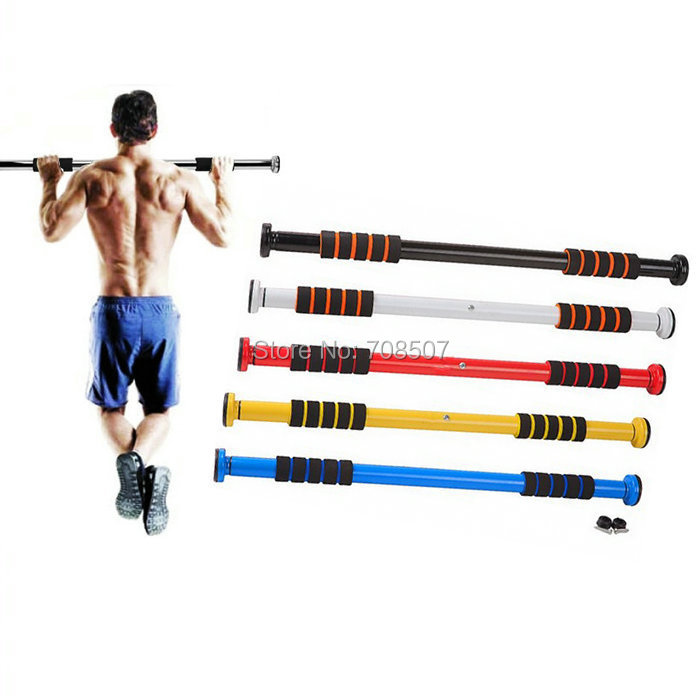 Horizontal Bars Gallant Door Home Gym Bar Exercise Workout Chin Up Pull Sit Fitness Iron Man In From Sports Entertainment On