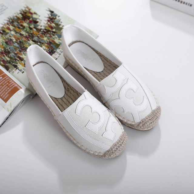 2017 Girls Slipony Women Flat Shoes Canvas Espadrilles Brand Designer Rhinestone Flats Loafers Studded Horsebit loafer