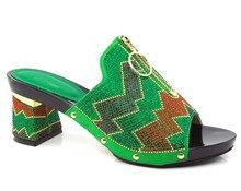 Kostenloser versand top qualität Afrikanischen sandalen für party, mode-stil damen schuhe mit strass!!!! HYY1-10