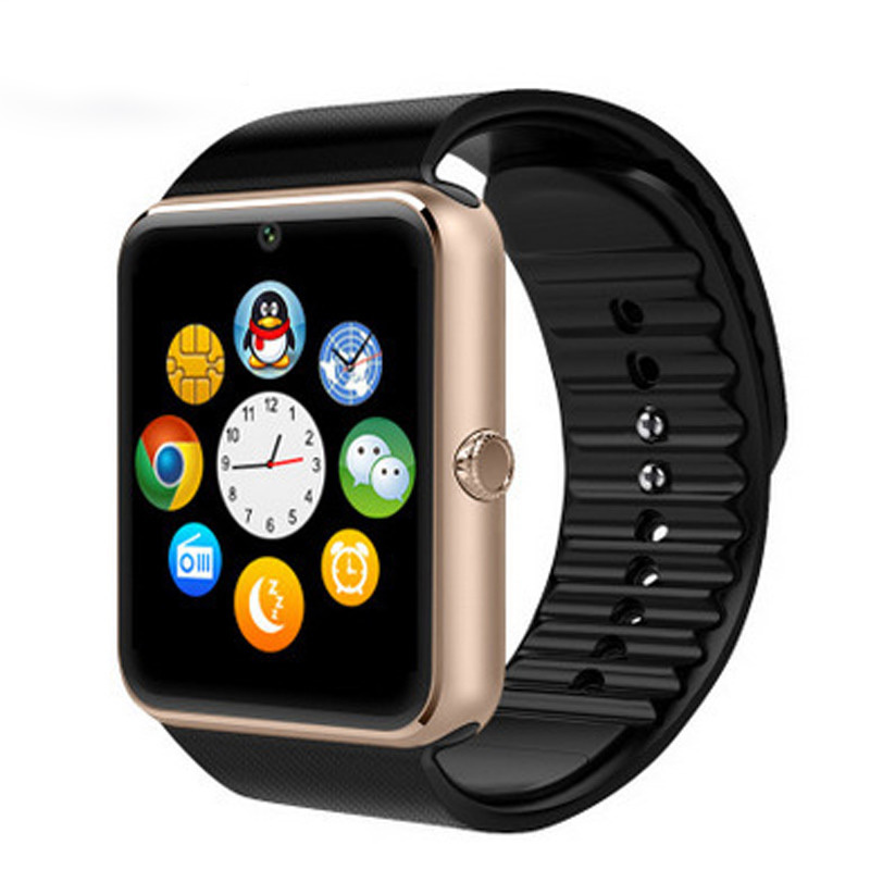 2016 Wearable Devices Wear Bluetooth Smartwatch Smart Watch Gt08 GT 08 With Sim Card Smartwatch For IOS Apple Samsung