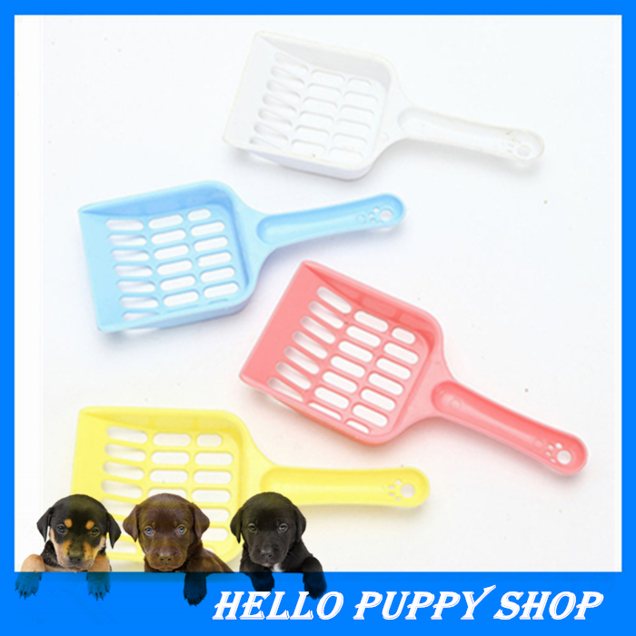 Hellomoon Pet Cat Litter Shovel Pet Cleaning Supplies Cat Litter Shovel Shovel Cat Feces