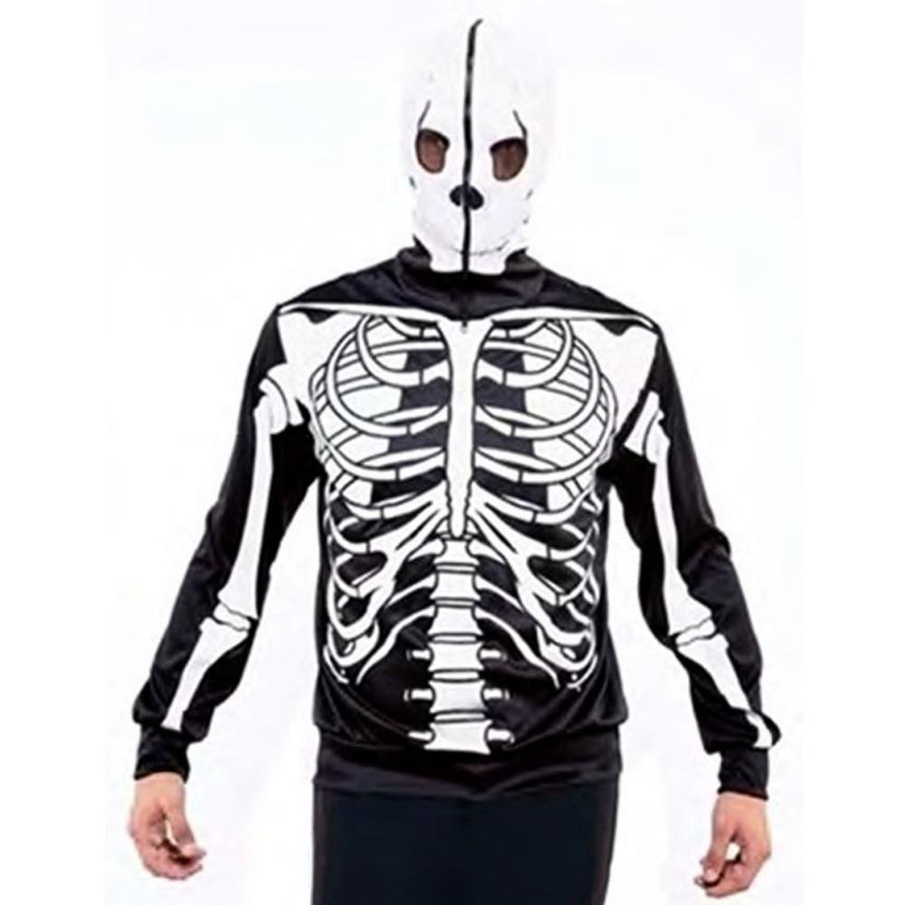 3D Print Men Women/'s Hoodie Sweater Sweatshirt Jacket Coat Pullover Skull Top