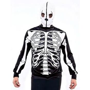 Skull 3D Printed Fall Hoodies Men Women Sweatshirts Hooded Pullover Brand 3xl Qaulity Tracksuits Boy Coats Fashion Outwear New