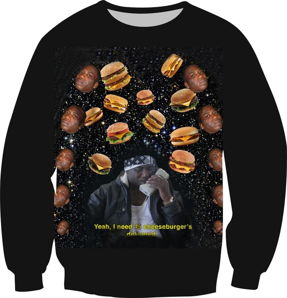 long dress tops hamburgers