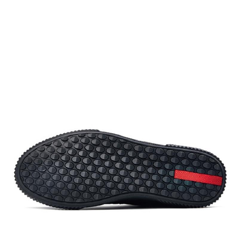 Da Masculino Qualidade Botas Genuíno Coturnos Artesanais Homens Zip Sapatos Inverno Toe Northmarch Preto Couro Projeto 2018 Rodada Marca De Casuais qfXnqY5U