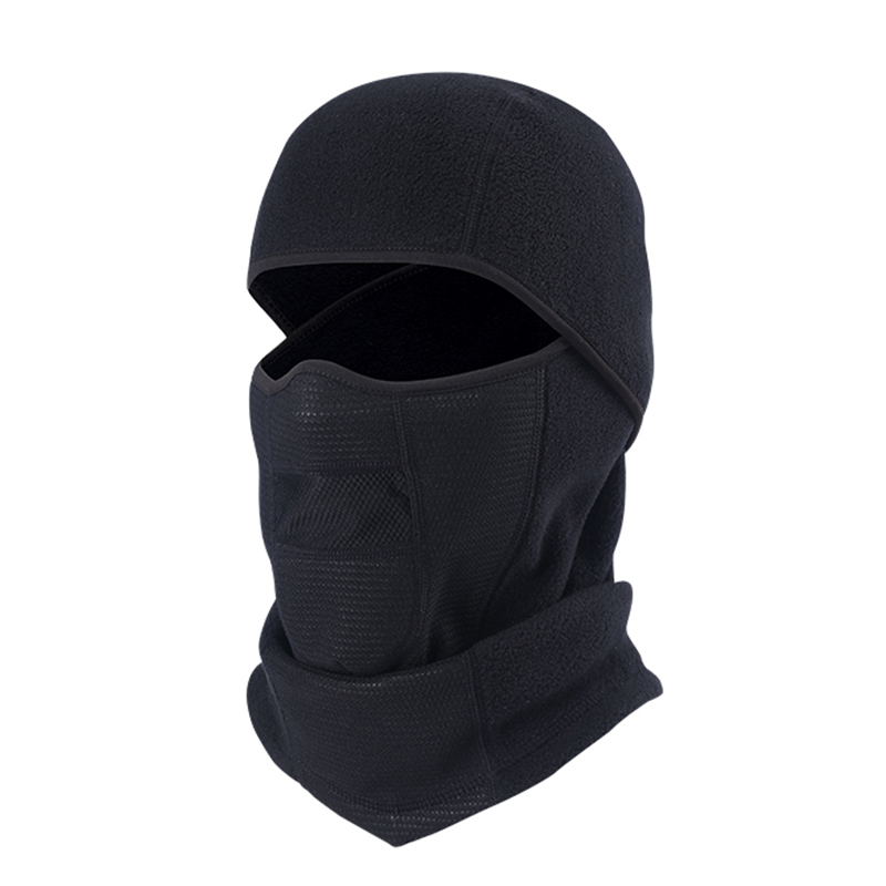 Bike It Official Moto GP Motorcycle Thermal Balaclava Black//Grey One Size
