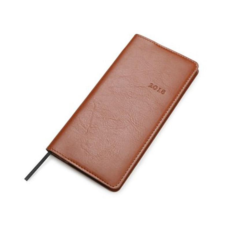 2018 Agenda de notebook-uri Două pagini pe săptămână - Blocnotesuri și registre - Fotografie 4