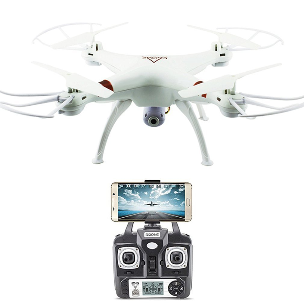 X53 Wifi FPV Quadcopter Auto-Takeoff Remote Model Airplane Drone Camera 720P HD 30W Pixels Without Memory CardX53 Wifi FPV Quadcopter Auto-Takeoff Remote Model Airplane Drone Camera 720P HD 30W Pixels Without Memory Card