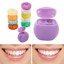 Y& W& F портативная зубная нить межзубная щетка для чистки зубов 10 м уход за зубами s очиститель зубов Гигиена здоровья инструмент для ухода за полостью рта