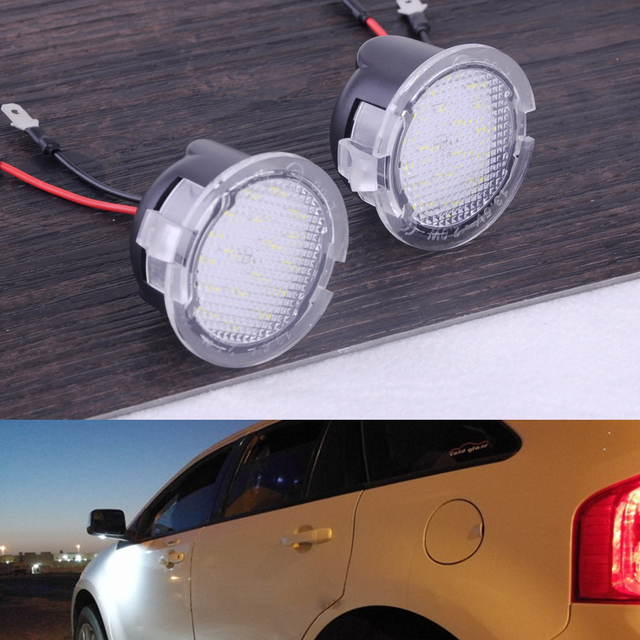 lincoln mkx led puddle lights www