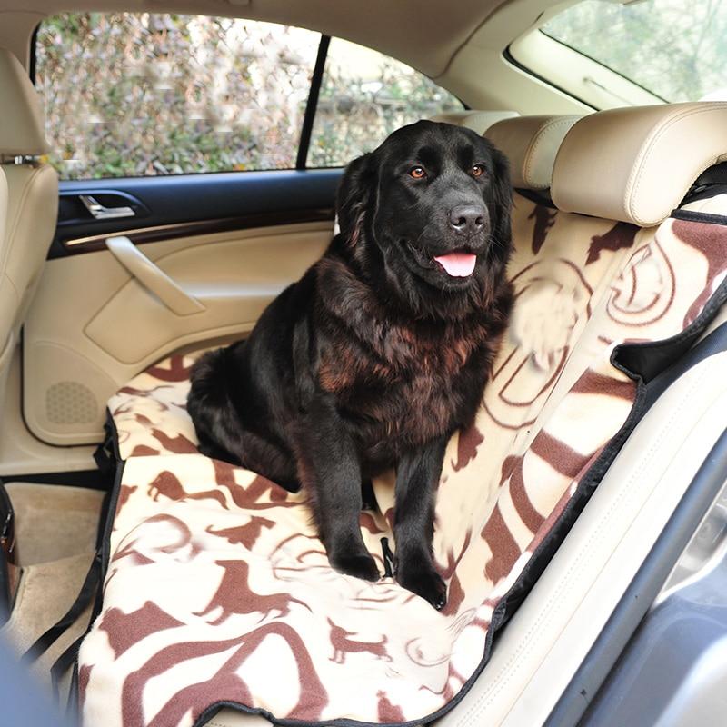 Comfort Dog Seat Cover Car Seat Mat Pet