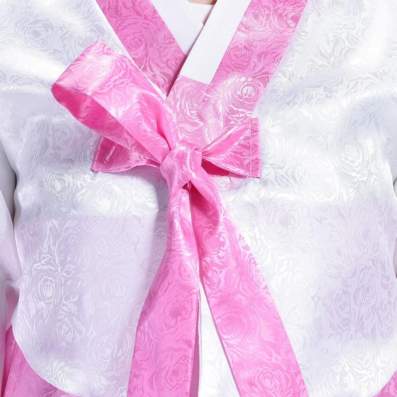 New Asia Hanbok Formelle Kjoler Koreansk Tradisjonell Klær Dameklær - Nasjonale klær - Bilde 5
