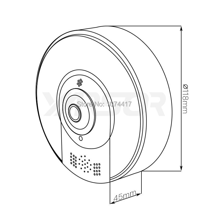 Home Security Camera Diagram