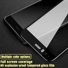 Для Huawei P10 IMAK HD Полное Покрытие Закаленное Стекло-Экран Протектор для Huawei P10-Черный