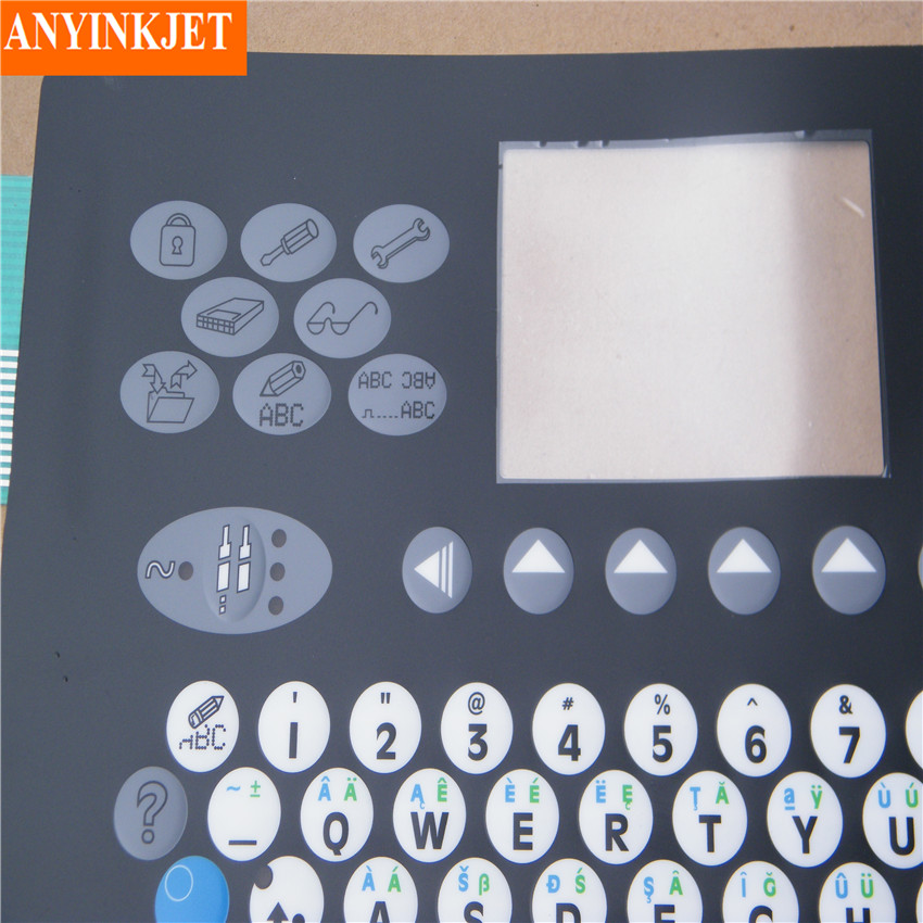 keyboard display for Domino A100 A200 A300 series printer in Printer Parts from Computer Office