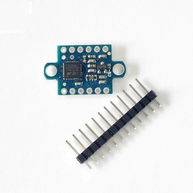 GY-53 VL53L0X Laser ToF Flight Time Range Sensor Module for STM32 Arduino 51 MCU
