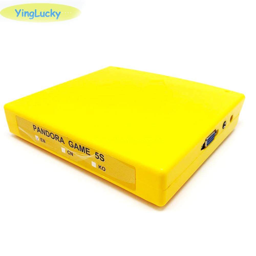 Yinglucky Game Box 5s 999 In 1/ 1299 In 1 MAME Jamma CGA VGA Pandora DIY Arcade Cabinet Machine Video Board PCB Cartridge Kit