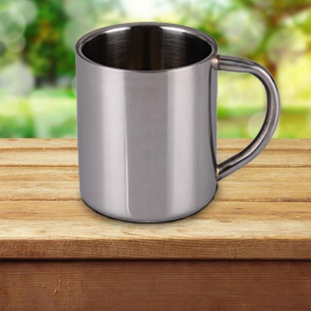 1pcs Useful 220ml 300ml 400ml Stainless Steel Portable Mug Cup Double Wall Travel Tumbler Coffee Mug Tea Cup