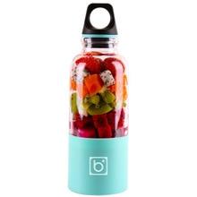 500ml Portable Juicer Cup USB Rechargeable Electric Automatic Bingo Vegetables Fruit Juice Tools Maker Blender Mixer Bottl