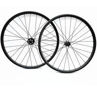 29er freio a disco mtb rodas 27x25mm sem câmara rodas de bicicleta bitex bx402 em linha reta pull boost 110x15 148x12 carbono mtb bicicleta rodas