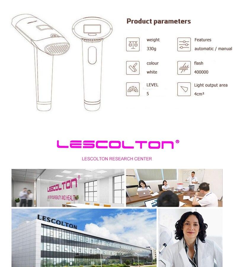 Lescolton קבוע טווח ביקיני 24