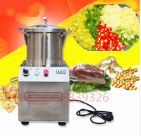 6L Commercial Use Stainless Steel Universal Fritter High Speed Meatballs Beater Fruit And Vegetable Processing Equipment