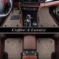 ZHAOYANHUA автомобильные коврики для Toyota Corolla 9th 10th 11th generaton 5D любую погоду Тюнинг автомобилей rugs ковровое покрытие вкладыши (2000 )