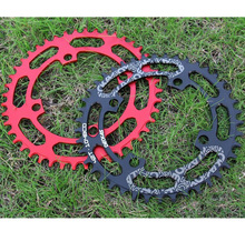 Deckas chainring 104 BCD Round 40t 42 44 46 48 50 52T tooth Chainring MTB Mountain Bike Bicycle Chain Wheel Tooth Plate цена