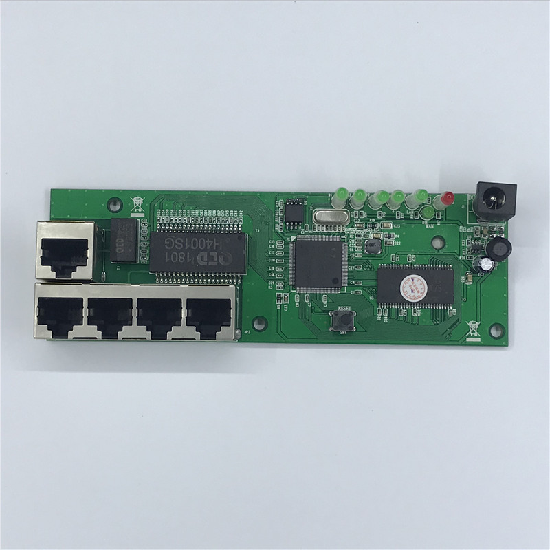 Router-Module Cheap OEM Wired 5-Port Wired-Distribution-Box Direct-Sell Manufacturer