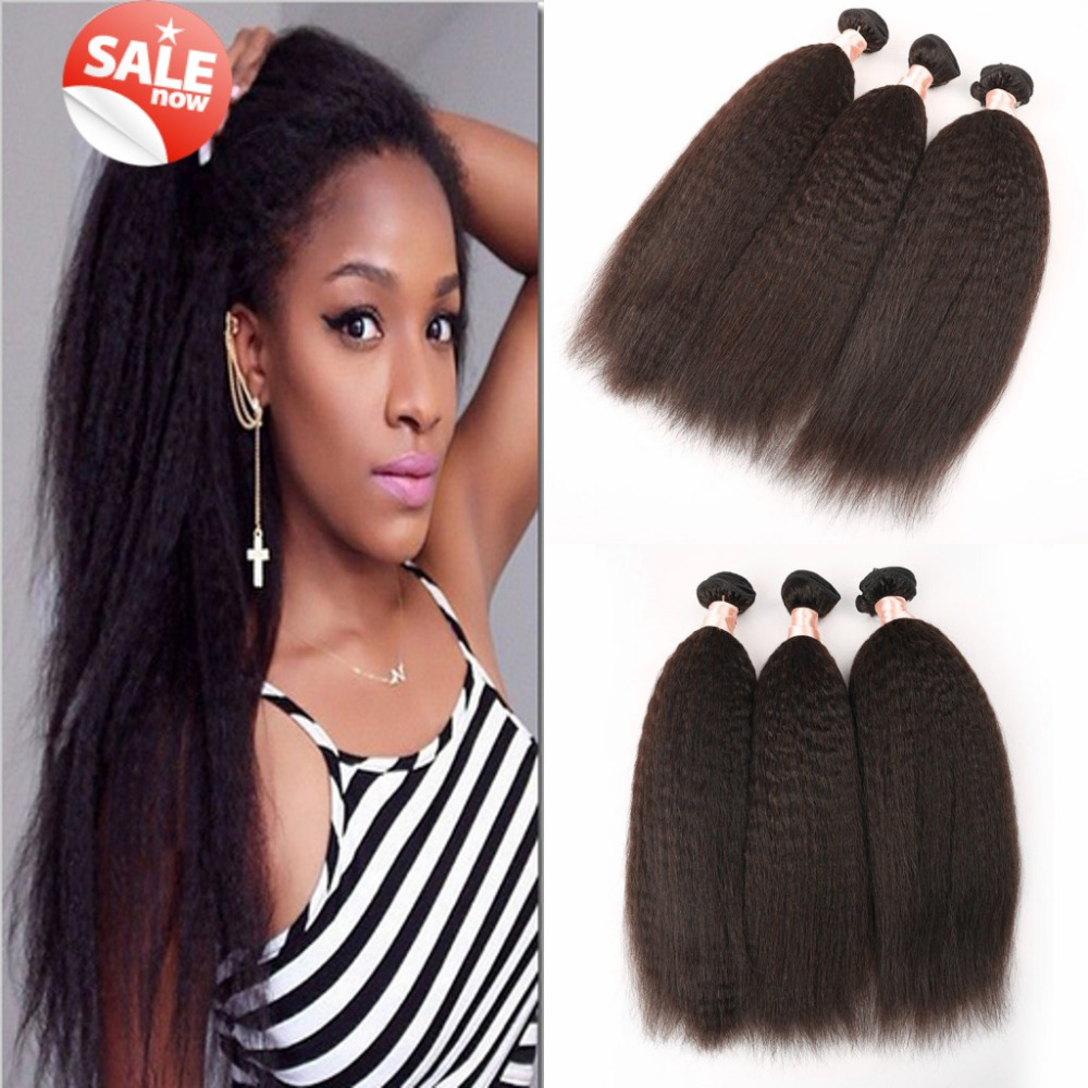 Straight perm didnt work - 7a Unprocessed Peruvian Light Yaki Straight Hair Weave 3 Bundles Peruvian Virgin Hair Straight Permed Yaki