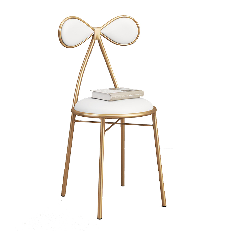 Nordic Dining Chair Modern Gold net red home beauty Shop Photo Makeup stool Restaurant Cafe Nail Shop Chair dressing table ChairNordic Dining Chair Modern Gold net red home beauty Shop Photo Makeup stool Restaurant Cafe Nail Shop Chair dressing table Chair