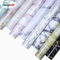 Modern Marble Self Adhesive Wallpaper Kitchen Cupboard Vinyl Contact Paper Furniture Table Shelf Drawer Waterproof Wall