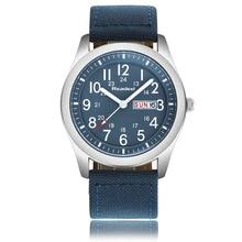 Readeel Sport Watches Men Luxury Brand Nylon Strap Army Military Men Watch Clock Male Quartz Watch Relogio Masculino 2017 saat