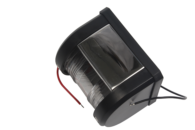 Image 3 - 12V Marine Boat Yacht LED Stern Light Signal Lamp White Navigation Lamp-in Marine Hardware from Automobiles & Motorcycles