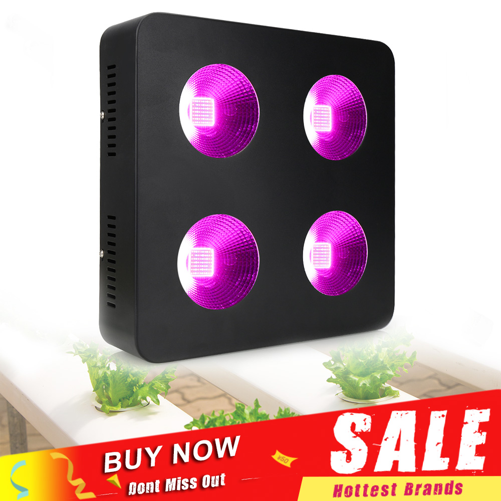 цена на 1000W Full Spectrum COB LED Grow Light Indoor Plant Lamp For Plants Vegs Hydroponics System Grow/Bloom Flowering