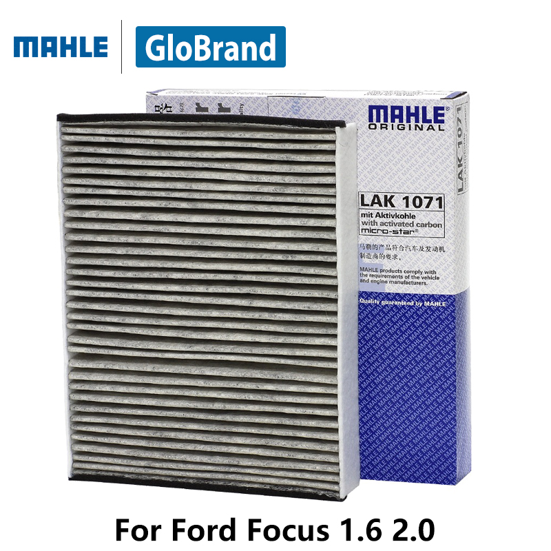 MAHLE car cabin Filter LA1071 for Ford Focus 1.6 2.0 auto part